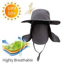Men Women Outdoor Hat with Wide Brim Sun ... - Amazon.com