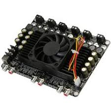 Sure Electronics AA-AB34181 6x100W <b>TDA7498</b> Class-D <b>Amplifier</b> ...