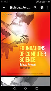Foundations Of Computer Science 4th Edition Ebook Pdf Parktown Gumtree Classifieds South Africa 588490197