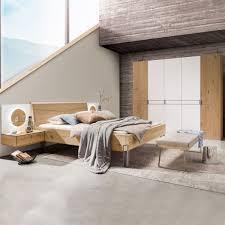 Thielemeyer Meta 6 Teiliges Schlafzimmer In Der Ausführung Wildeiche