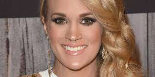 carrie underwood spills her makeup tricks and the one look she regrets huffpost