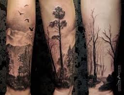 тату горы на ноге горы 1000 идей новой татуировки женское тату на