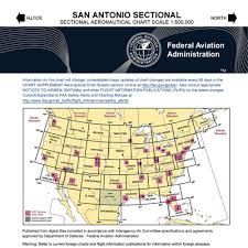 How To Use A Plotter On A Sectional Chart Vfr San Antonio Sectional Chart