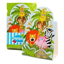 Safari Party Invitations Buy Jungle Safari Party Invitations Envelopes At Mighty Ape Nz