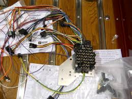 mechanical jmc autoworx page 3 the wiring harness for the 1950 chevy truck