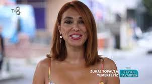 BAŞLIYOR! Zuhal Topal'la Yemekteyiz yeni sezon ne zaman? TV8 tarihi  paylaştı! - Magazin Haberleri