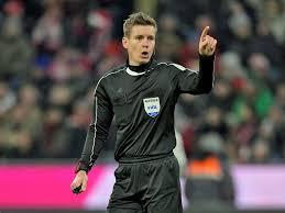 Für die sinkende qualität deutscher. Uefa Befordert Bundesliga Schiedsrichter Siebert
