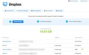 Nick Larson How To Get Up 21gb Of Free Dropbox Space