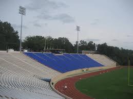 Duke University Football Stadium Seating Chart Wallace Wade Stadium Sideline Football Seating
