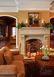 great room with fireplace. great room fireplace traditional-family-room with r