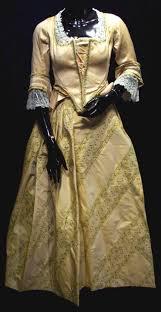 Sleepy Hollow Costume Design Christina Ricci Katrina Van Tassell Yellow Gown Sleepy