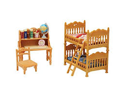 Amazon.com: Calico Critters Children's Bedroom Set: Toys & Games