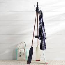 Boat Oar Coat Rack Beachcrest Home Dockside Oar Coat Rack Reviews Wayfair 11