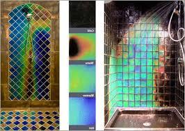 heat sensitive tile home design