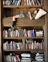 kids reading nook bookcase