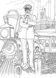 Black History Coloring Pages Mccoy Jpg