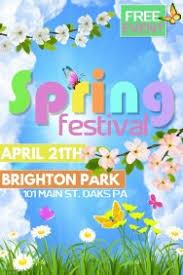 Spring Festival 3 150 Customizable Design Templates For Spring Festival Postermywall
