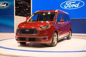 Ford Transit Engine Light On Ford Nixes Transit Connect Vans Diesel Engine Roadshow