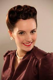 40 s style makeup and hairturning forty and you re invited love paper paint previous next 25 best ideas about 1940s makeup