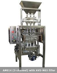 Union Kehlibar Ltd - vertical packaging machine AM014 (VFFS)
