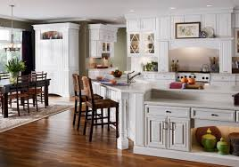 Kitchen Decorating With White Cabinets Pictures Of
