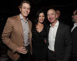 Jeff Bezos and Lauren Sanchez ...