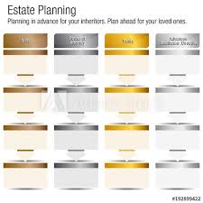 Silver Advanced Chart Estate Planning Chart Bronze Silver Gold Platinum Buy This