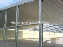 Small Picture Cheap Steel Structure Design Poultry Metal Farm Structure Shed For