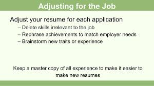 How To Make Resume For Job Unique How To Create A Resume For A Teenager 60 Steps With Pictures