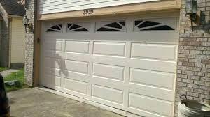 Single Panel Garage Door Each Contemporary Wood Garage Single Panel