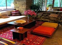 floor seating. Fine Seating Moroccan  Throughout Floor Seating