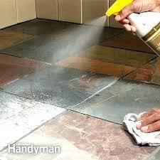 how tile grout sealer tile guard grout sealer spray