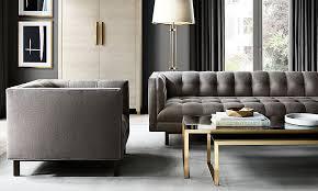 restoration hardware living room furniture