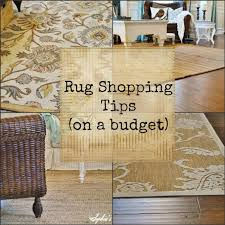 sophia s rug ping tips on a budget for tuesday morning rugs