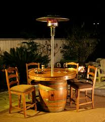 used wine barrel furniture. Image Of: Wine Barrel Furniture Table Used T