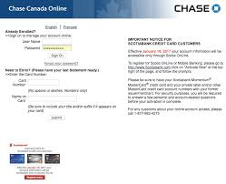 scotiabank bought chase canada s credit card portfolio