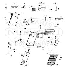 l9mm schematic numrich 9mm Pistol Parts lorcin l9mm 9mm pistol parts