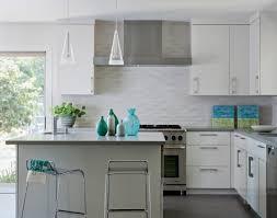 White Cabinets Backsplash Modern Kitchen Backsplash With White Cabinets Kitchen Appliances