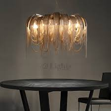modern large pendant light luxury tassel lighting fixture for villa australium largependantlight com foyer uk high ceiling kitchen island nz over