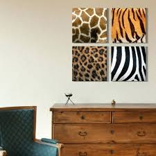 popular leopard print wall art in wall arts animal print metal wall art diy leopard on leopard metal wall art with displaying gallery of leopard print wall art view 12 of 15 photos
