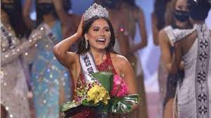 Miss Mexico Andrea Meza crowned Miss ...