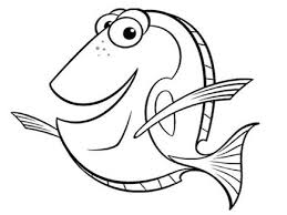 Small Picture Beautiful Fish Coloring Pages Photos New Printable Coloring