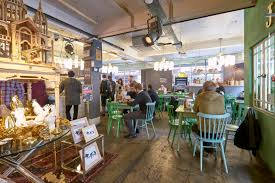 Quirky Shop, Cafe & Art Gallery - Pitfield Street, N1