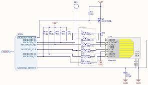 microcontroller micro sd card power circuit failure electrical siga-sd wiring diagram at Sd Wiring Diagram