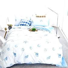 full size duvet beach theme bedding sets boys nautical bedding sets full size blue beach theme