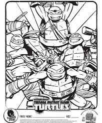 Small Picture Nickelodeon Ninja Turtles Coloring Pages Coloring beach