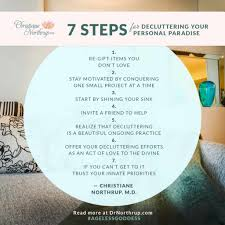 organize like a goddess decluttering tips for fall 7 steps for decluttering your personal paradise