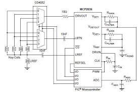 inductive sensor inductive sensor circuits diagram wiring electronic schematic design plans schema diy projects handbook guide tutorial schematico electrónico