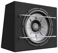 Автомобильный <b>сабвуфер JBL Stage 1200B</b> купить по цене 4390 ...