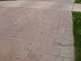 stamped concrete in michigan is